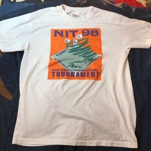 Vintage 1998 NIT Softball Tournament Shirt